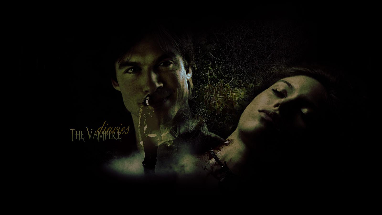 wallpapers vampire diaries